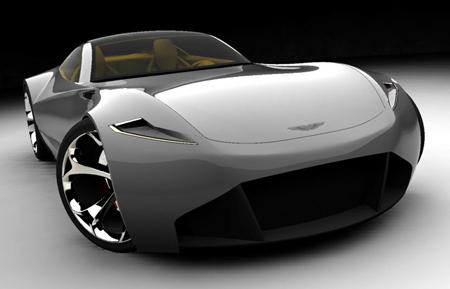 Aston Martin on Pecialne Upraven   Automobil Zna  Ky Aston Martin Vydra  Ili V